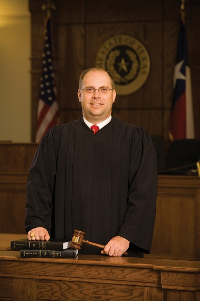 Judge Edwin Klein